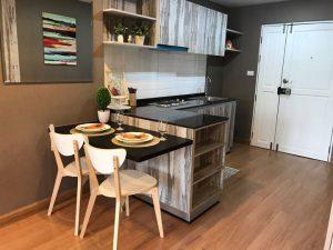 ภาพตัวอย่างโครงการ Rawee Waree Residence